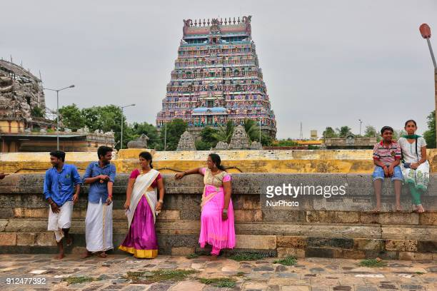 Nataraja Temple complex in Chidambaram Tamil Nadu India The Chidambaram Nataraja temple or Thillai Nataraja temple is a Hindu temple dedicated to...