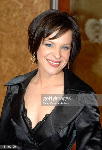 Natarsha Belling arrives for the Sydney premiere of the film 'The Bourne Ultimatum' at the State Theatre on August 07 2007 in Sydney Australia