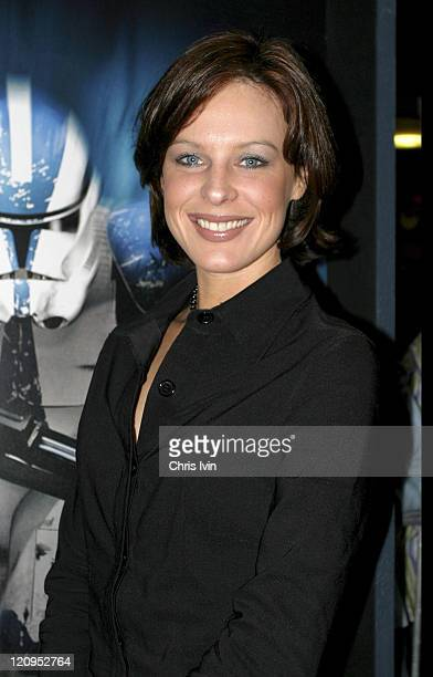 Natarsha Belling during 'Star Wars Episode III Revenge of the Sith' Australian Premiere at George Street Cinemas in Sydney NSW Australia