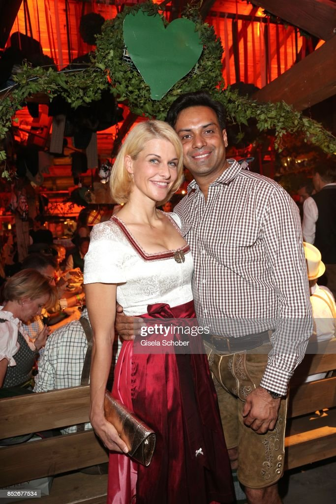 Celebrities At Oktoberfest 2017 - Day 8
