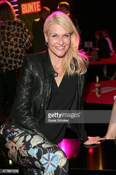 Natascha Gruen during the New Faces Award Film 2015 at ewerk on June 18 2015 in Berlin Germany