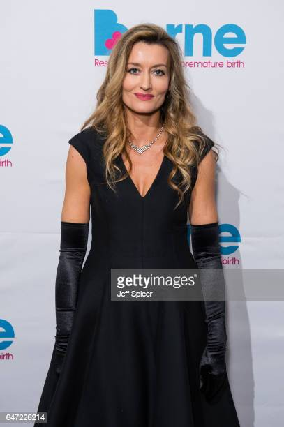Natascha McElhone attends the Borne To Dance launch party at Banqueting House on March 2 2017 in London United Kingdom