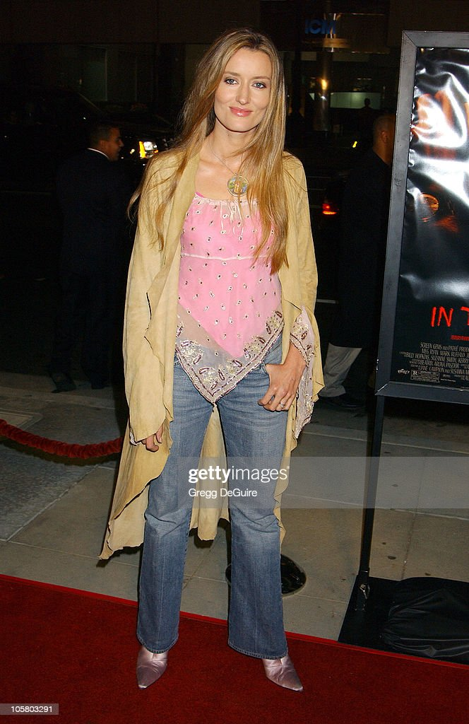 Natascha McElhone during 'In The Cut' Los Angeles Premiere - Arrivals at Academy Theatre in Beverly Hills, California, United States.