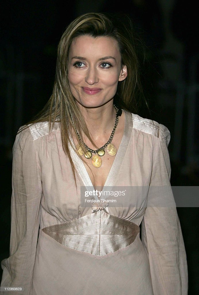 Natascha McElhone during 'The White Countess' London Premiere - Arrivals at Curzon Mayfair in London, Great Britain.