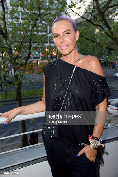 Natascha Ochsenknecht attends the 25th anniversary celebration at Hard Rock Cafe Berlin on May 18 2017 in Berlin Germany