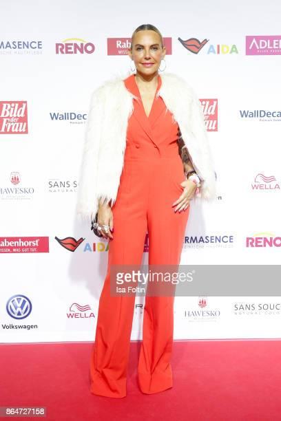 Natascha Ochsenknecht attends the 'Goldene Bild der Frau' award at Hamburg Cruise Center on October 21 2017 in Hamburg Germany