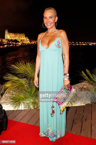 Natascha Ochsenknecht attends the Remus Lifestyle Night 2016 on August 4 2016 in Palma de Mallorca Spain