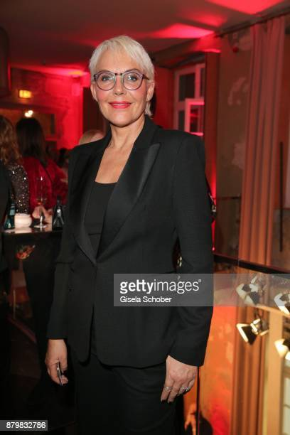 Natascha Ochsenknecht during the New Faces Award Style 2017 at 'The Grand' hotel on November 15 2017 in Berlin Germany