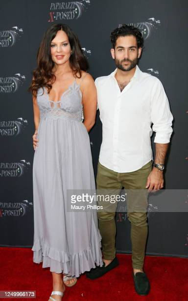 Natasha Alam and guest attend the Premiere of Paparazzi XPosed on June 15 2020 in Los Angeles California