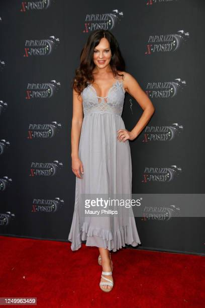 Natasha Alam attends the Premiere of Paparazzi XPosed on June 15 2020 in Los Angeles California