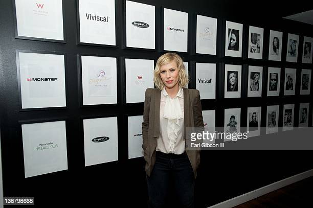 Natasha Bedingfield attend Estell's PreGrammy Lounge at W Hollywood on February 11 2012 in Hollywood California