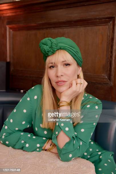 Natasha Bedingfield attends the 3rd Annual Women in Harmony PreGrammy Luncheon with Host Bebe Rexha on January 24 2020 in Los Angeles California