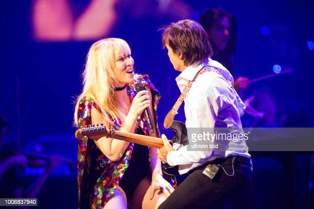 Natasha Bedingfield - die britische Pop-Saengerin live bei the Night Of The Proms - das Musik-Event mit Il Novecento unter der Leitung der neuen...