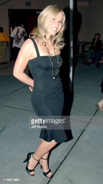 Natasha Bedingfield during 2005 Spike TV Video Game Awards Backstage and Audience at Gibson Amphitheater in Universal City California United States
