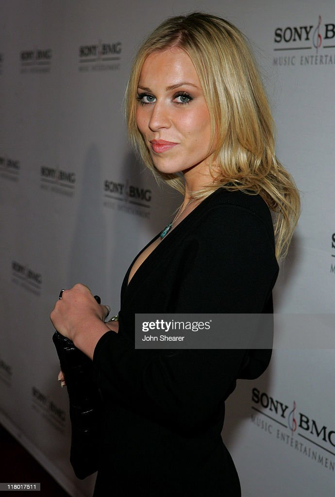 Natasha Bedingfield during 2006 Sony/BMG GRAMMY After Party - Red Carpet at Roosevelt Hotel in Hollywood, California, United States.