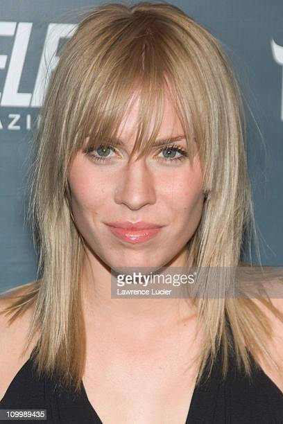 Natasha Bedingfield during Self Magazine and VH1 Present The Fifth Annual Most Wanted Bodies Event at Stereo in New York City New York United States