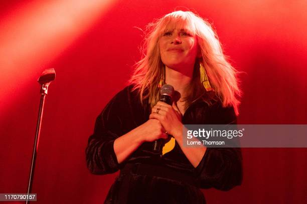 Natasha Bedingfield performs on stage at Islington Assembly Hall on August 28 2019 in London England