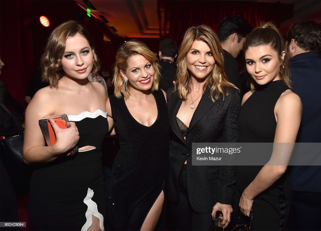 Netflix Hosts The Golden Globes After Party At The Waldorf Astoria : Nieuwsfoto's