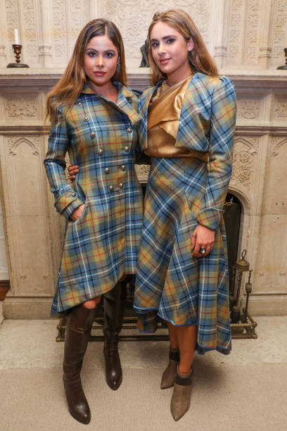 NY: Dressed To Kilt Charity Fashion Show At Mill Neck Manor