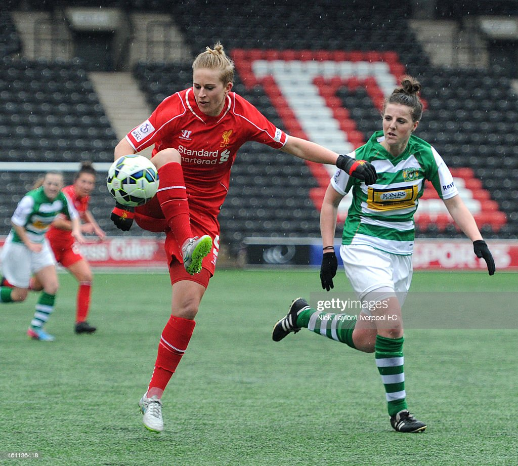 Liverpool Ladies v Yeovil Town Ladies: Pre-Season Friendly : News Photo