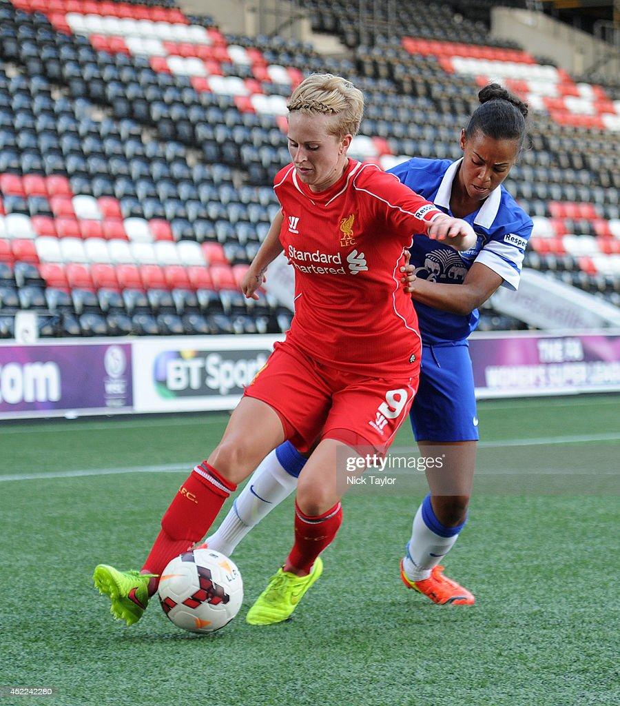 Liverpool Ladies v Everton Ladies: WSL