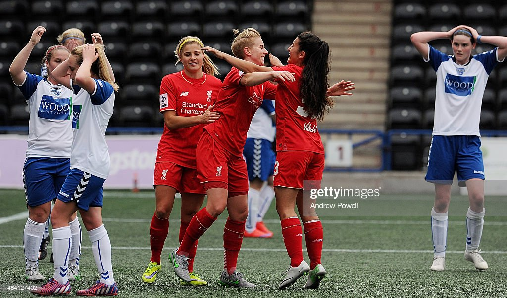 Liverpool Ladies v Durham Women - Continental Tyres Cup