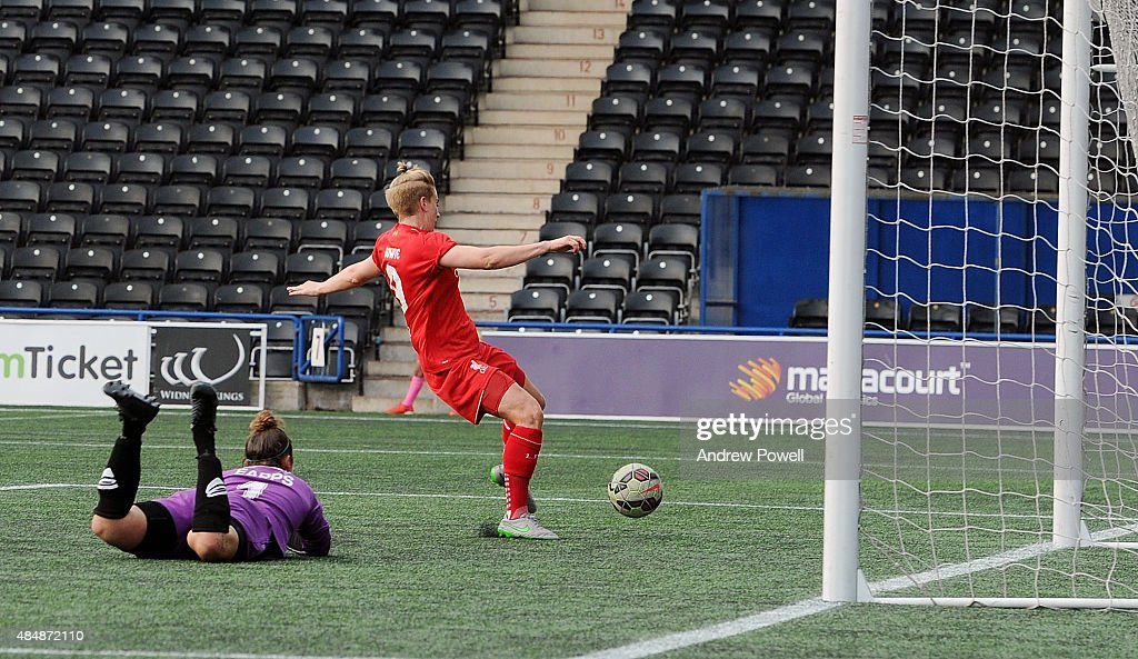 Liverpool Ladies v Bristol Academy Women  - WSL : News Photo