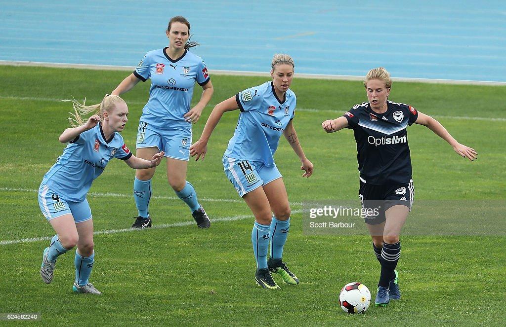 W-League Rd 3 - Melbourne v Sydney
