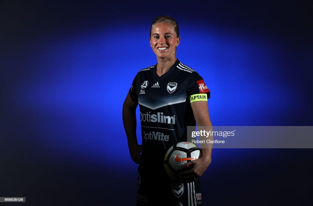 Melbourne Victory W-League Portrait Session