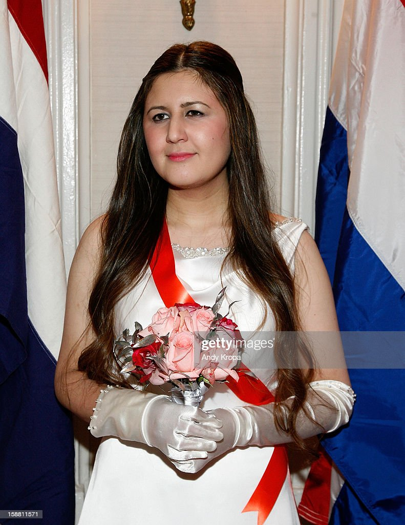 Natasha Emily Booth attends The 58th International Debutante Ball at The Waldorf-Astoria on December 29, 2012 in New York City.