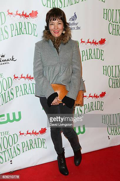 Natasha Gregson Wagner arrives at the 85th Annual Hollywood Christmas Parade on November 27 2016 in Hollywood California