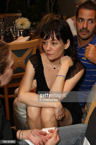 Natasha Gregson Wagner at Donovan Leitch's 40th Birthday Party hosted by Hpnotiq held at The Muholland Tennis Club on August 16 2007 in Los Angeles CA