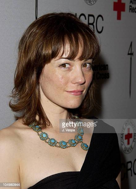 Natasha Gregson Wagner during Michel Comte's Benefit and Auction for People and Places With No Name Party at Ace Gallery in Los Angeles California...