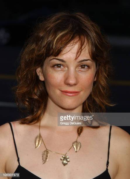 Natasha Gregson Wagner during Road To Perdition Premiere Los Angeles at Academy Theatre in Beverly Hills California United States