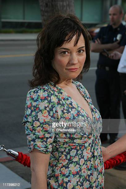 Natasha Gregson Wagner during The Weinstein Company and Lionsgate Films Present the Los Angeles Screening of Sicko at The Academy of Motion Pictures...