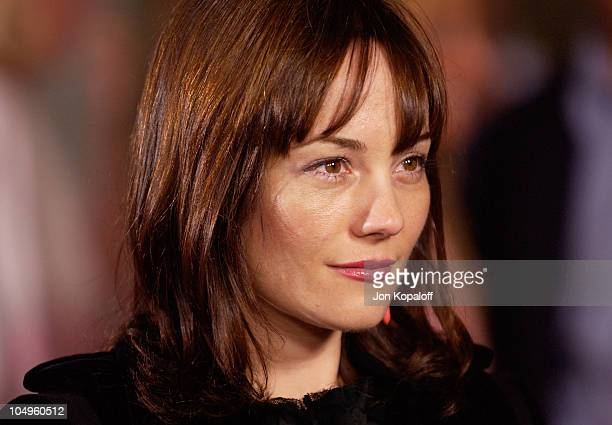 Natasha Gregson Wagner during Wonderland Hollywood Premiere at Grauman's Chinese Theater in Hollywood California United States