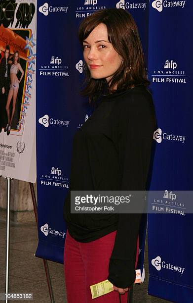 Natasha Gregson Wagner during World Premiere of George Hickenlooper's Mayor on Sunset Strip at ArcLight Cinerama Dome in Hollywood California United...