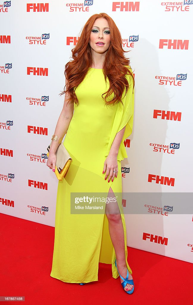 Natasha Hamilton attends the FHM 100 Sexiest Women In The World 2013 party at Sanderson Hotel on May 1, 2013 in London, England.