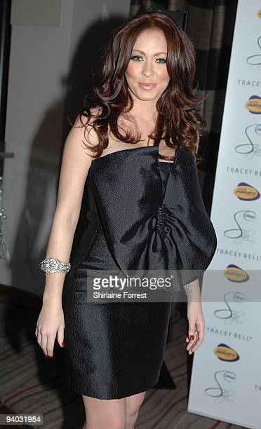 Natasha Hamilton attends the Liverpool Style Awards on December 5 2009 at the Hilton Hotel in Liverpool England