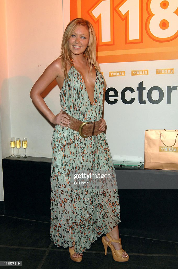 118 888 - Launch Party : News Photo