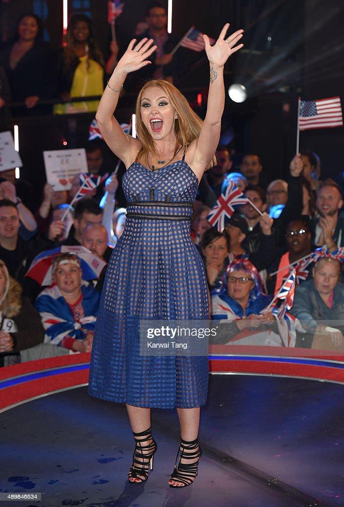 Celebrity Big Brother Final : News Photo