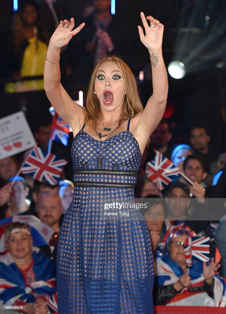 Celebrity Big Brother Final : News Photo