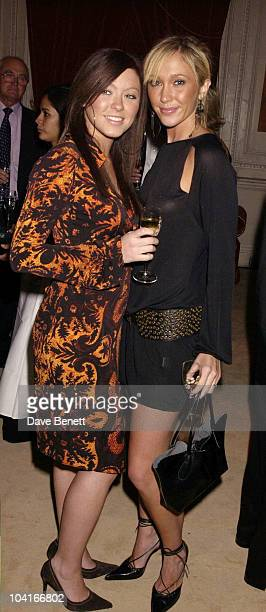 Natasha Hamilton Jenny Frost Perriet Jouet Belle Epoque Party In Aid Of The Elton John Aids Foudation Celebrated The 100th Birthday Of It's Famous...