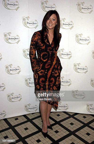 Natasha Hamilton Perriet Jouet Belle Epoque Party In Aid Of The Elton John Aids Foudation Celebrated The 100th Birthday Of It's Famous Belle Epoque...