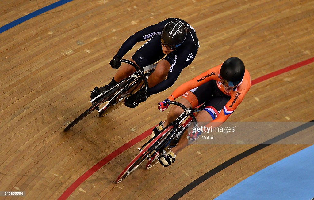 UCI Track Cycling World Championships - Day Four : ニュース写真