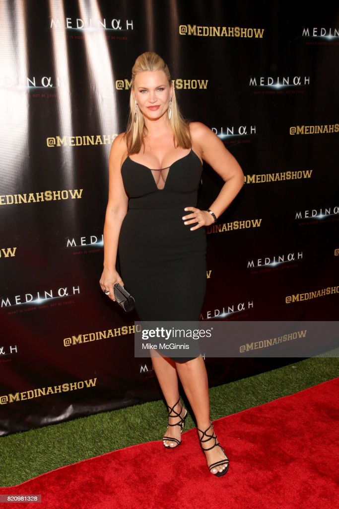 "Comic-Con International 2017 - International Sci-Fi Series ""Medinah"" Premiere And Red Carpet Reception"