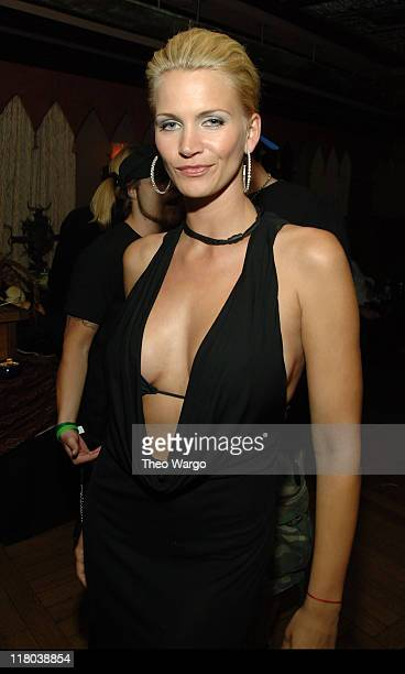 Natasha Henstridge during 2006 VH1 Rock Honors After Party at House of Blues Mandalay Bay Hotel and Casion in Las Vegas Nevada United States