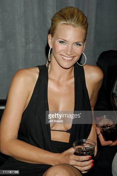 Natasha Henstridge during 2006 VH1 Rock Honors Backstage and Audience at Mandalay Bay Hotel and Casino in Las Vegas Nevada United States