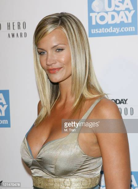 Natasha Henstridge Stock Photos And Pictures Getty Images