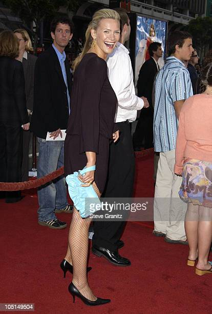 """Natasha Henstridge during """"Charlie's Angels 2 - Full Throttle"""" Premiere at Mann's Chinese Theater in Hollywood, California, United States."""